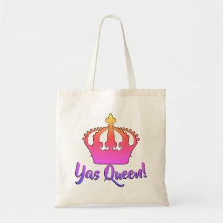 Rainha de Yas! O bolsa da coroa
