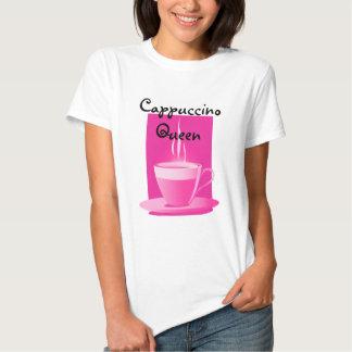 Rainha do Cappuccino T-shirts