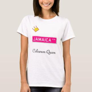 Rainha do coliseu da avenida de Jamaica (NYC) Camiseta