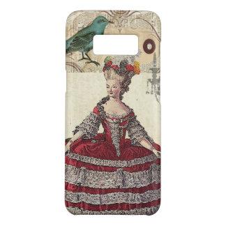 Rainha francesa Marie Antoinette do candelabro do Capa Case-Mate Samsung Galaxy S8