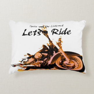 Raios de Harley Davidson Almofada Decorativa