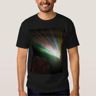 Raios laser do RGB Camiseta