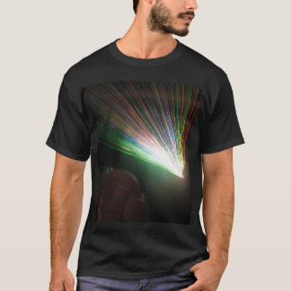 Raios laser do RGB Camiseta