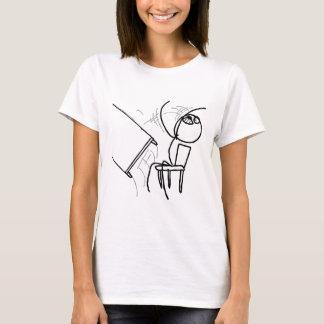Raiva Meme do sacudir da mesa Camiseta