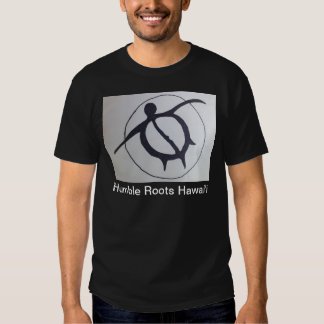 Raizes humildes Hawai'i 2013 novo Tshirt