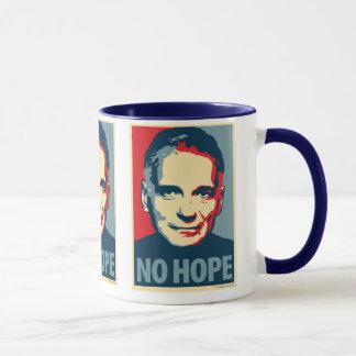 Ralph Nader - nenhuma esperança: Caneca de OHP