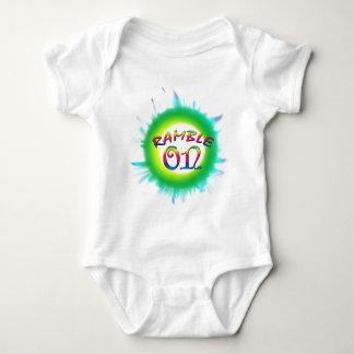 Ramble sobre body para bebê