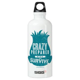Ramo dos troll | - esconda e sobreviva garrafa d'água de alumínio