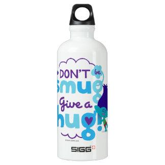 Ramo dos troll | - não seja soberbo, dão um abraço garrafa d'água de alumínio