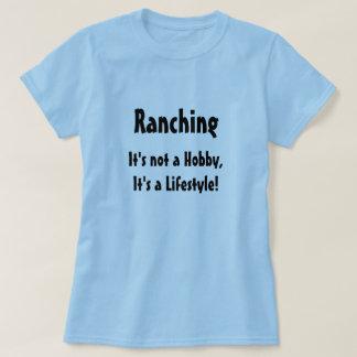 """""""Ranching: Não é um passatempo…"""" Camisa"""