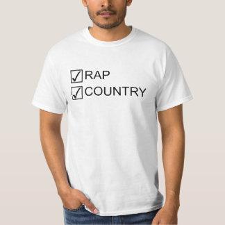 rap e país tshirts