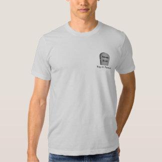 Rap na paz tshirts