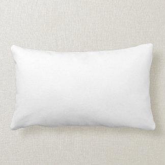 Rapinar menos dentes] no coxim lombar branco do travesseiros de decoração