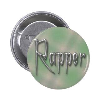 Rapper Bóton Redondo 5.08cm