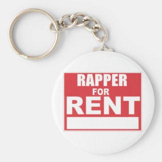 Rapper para o aluguel chaveiro