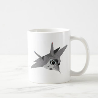 Raptor de F 22 Caneca De Café