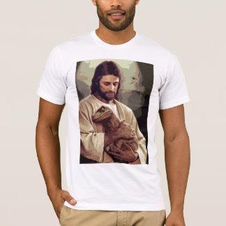 Raptor Jesus Camiseta