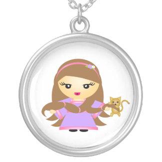 Rapunzel Colares Personalizados