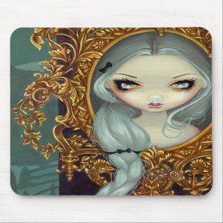 """""""Rapunzel"""" em Mousepad Rococo"""