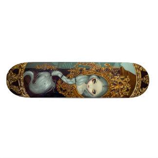 Rapunzel no skate Rococo