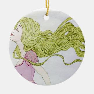Rapunzel Enfeite Para Arvore De Natal