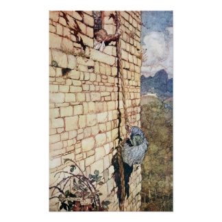 Rapunzel Posteres