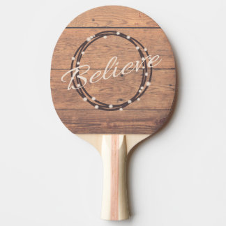 Raquete De Ping-pong Acredite