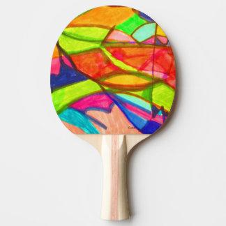 Raquete De Ping-pong Artes visuais 702