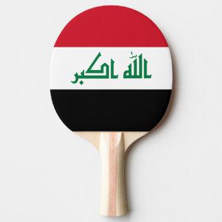 Raquete De Ping-pong Bandeira de Iraque