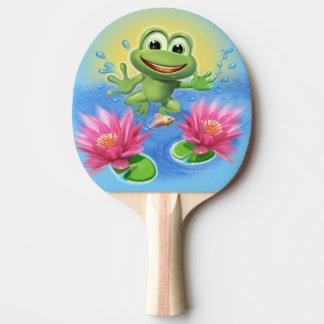 Raquete De Ping Pong Bastões do ténis de mesa de Pong do sibilo do