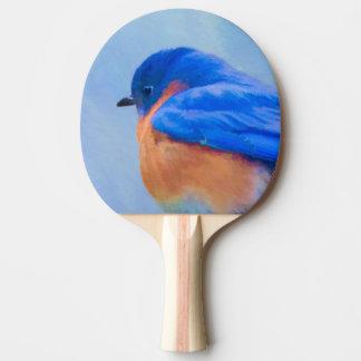 Raquete De Ping Pong Bluebird