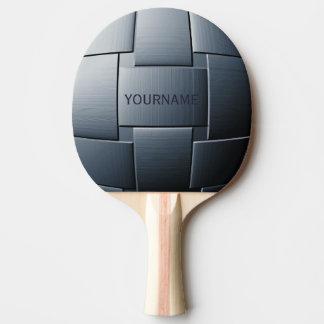 """Raquete De Ping Pong """"Bola"""" da pá feita sob encomenda de aço do pong do"""