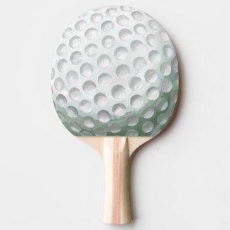 Raquete De Ping Pong Bola de golfe