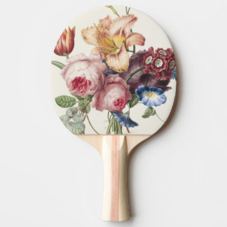 Raquete De Ping-pong Buquê do vintage