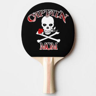 Raquete De Ping Pong Capitão Mamã