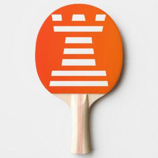 Raquete De Ping-pong ChessME! Sibilo Pong