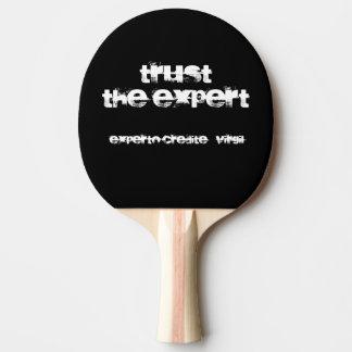 Raquete De Ping Pong Confie o perito