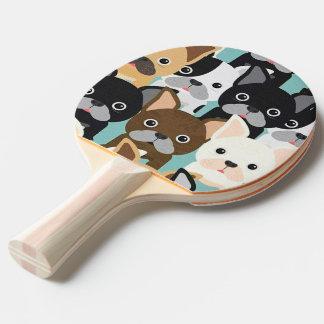"""Raquete de ping-pong """"Doguinhos"""""""