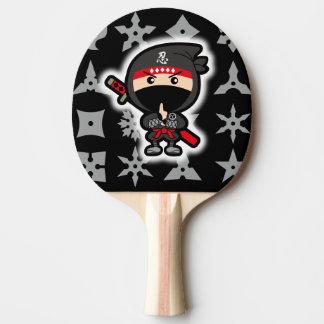 Raquete De Ping Pong Estilo japonês Ninja