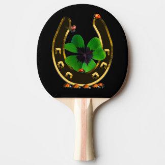 Raquete De Ping Pong Ferradura
