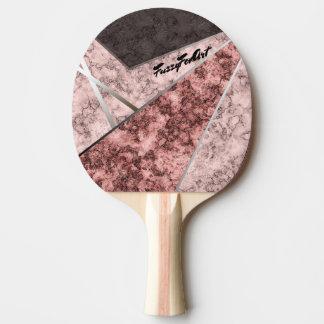 Raquete De Ping Pong FuzzyFoxArt