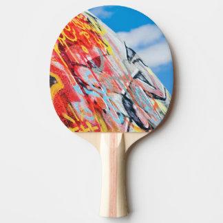 Raquete De Ping Pong grafites do planeta