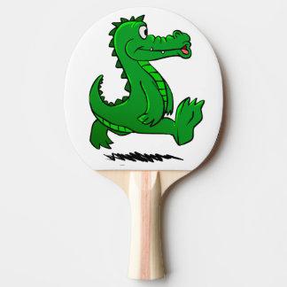 Raquete De Ping-pong Jacaré Running