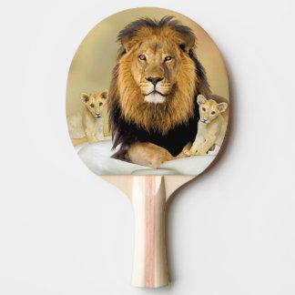 Raquete De Ping Pong leão