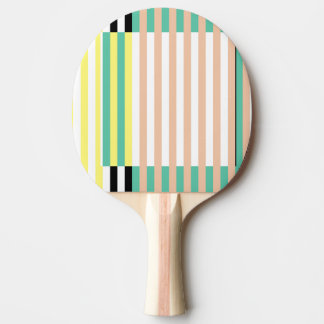Raquete De Ping Pong listra simplesmente a hortelã empoeirada