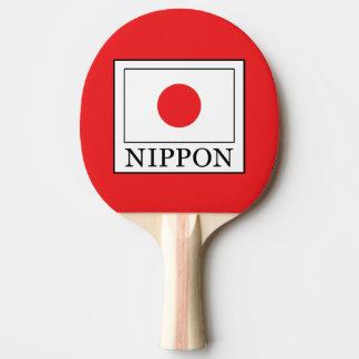Raquete De Ping Pong Nipónico