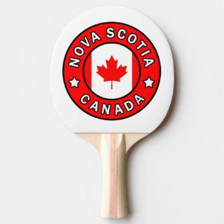 Raquete De Ping-pong Nova Escócia Canadá