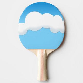 Raquete De Ping Pong Nuvem