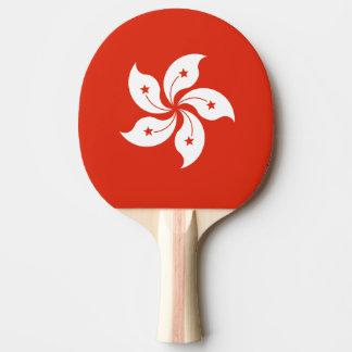 Raquete De Ping Pong Pá da equipe de Hong Kong do ténis de mesa