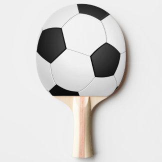 Raquete De Ping-pong Pá de Pong do sibilo da ilustração do futebol da